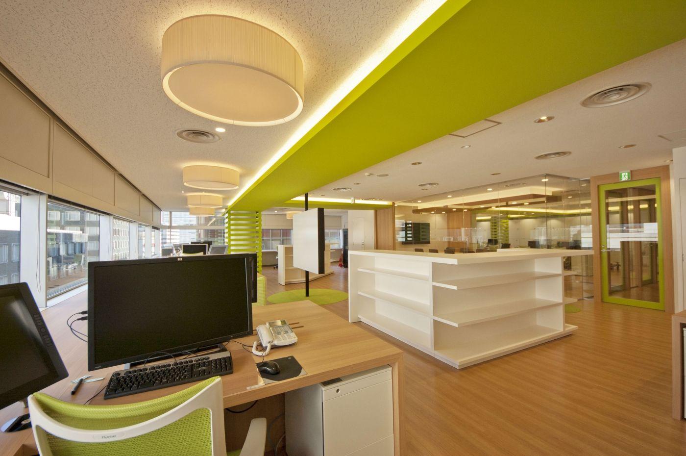 細部にこだわったクリエイティブオフィス|オフィスデザイン事例|デザイナーズオフィスのヴィス Gp内装