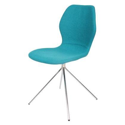Esszimmerstuhl - Mit diesem Esszimmerstuhl bringst Du Farbe in Deinen Essbereich! Sein modernes Design lässt ihn zum echten Highlight werden.- ab 99,95€