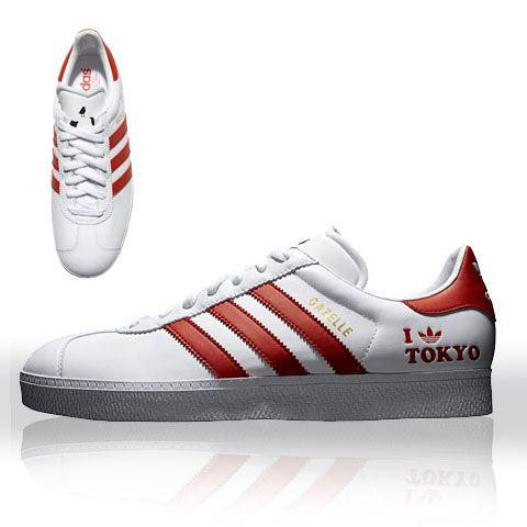separation shoes 7b2ec 5283d adidas (i love tokyo) gazelles