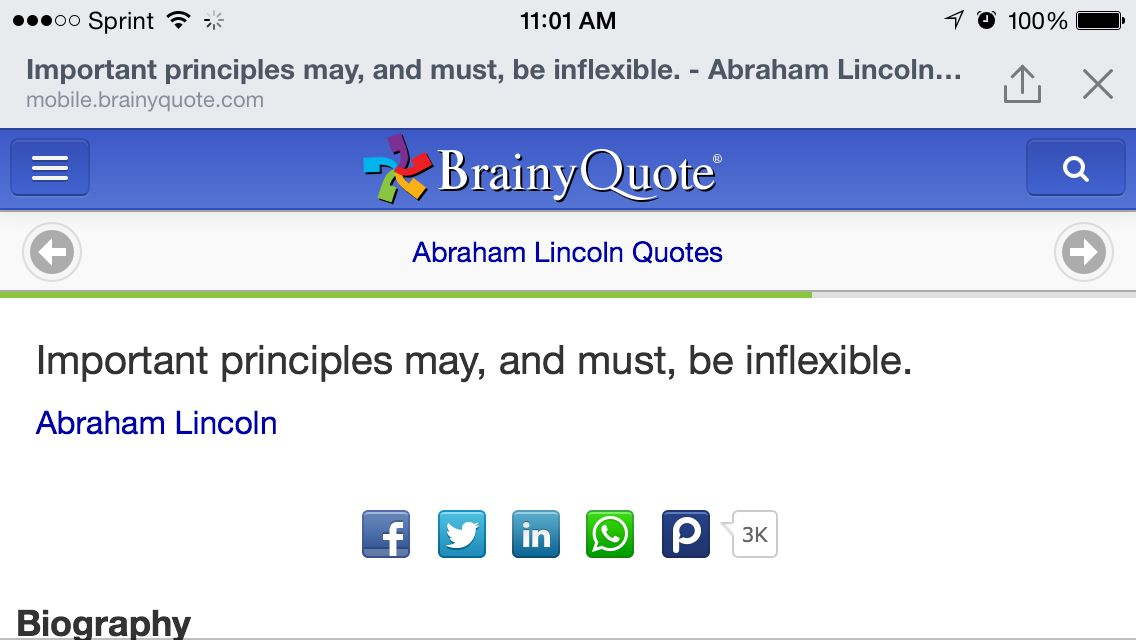 How To Quote A Website Abraham Lincoln Quote  Quotes  Pinterest  Abraham Lincoln Quotes .