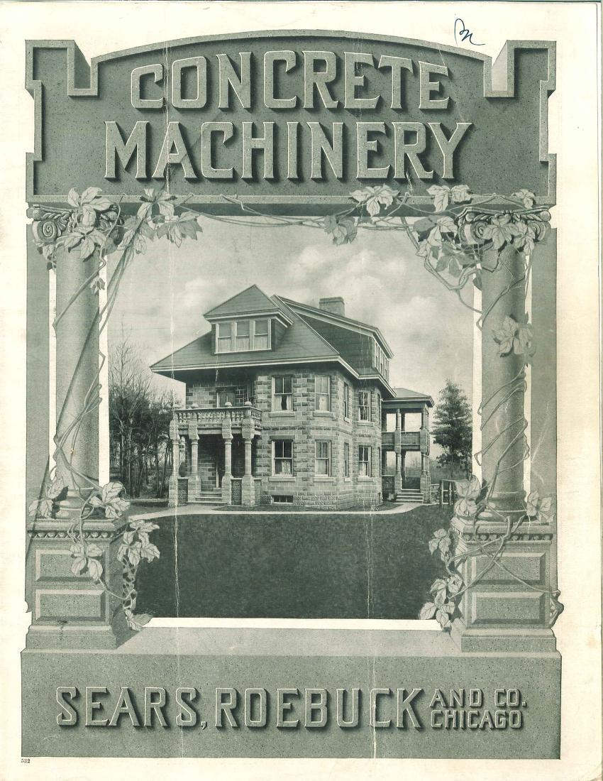 Concrete Machinery Triumph Wizard And Knox Block Machines Sears Roebuck Co Free Download Borrow And Streaming In 2020 Sears Roebuck Historic Restoration