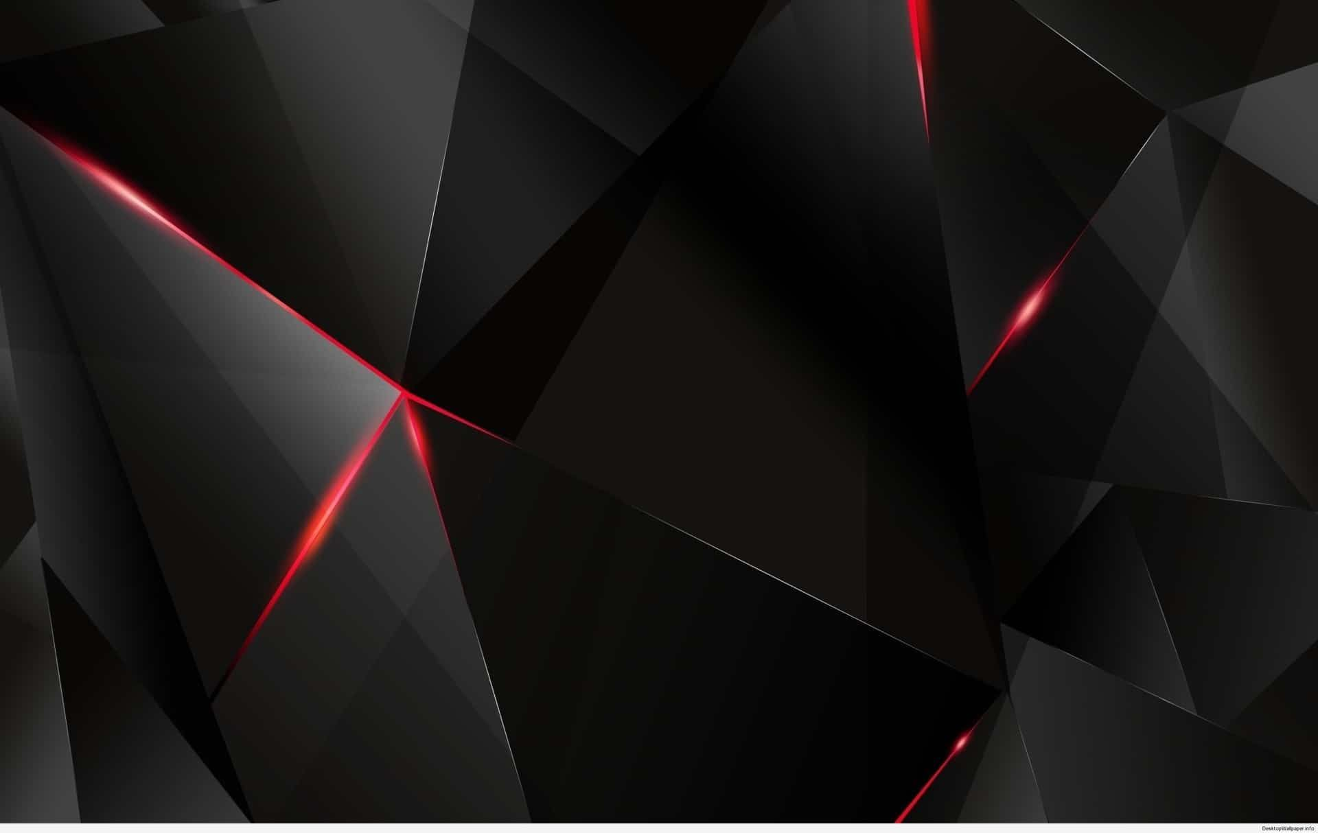 red and black geometric wallpaper http