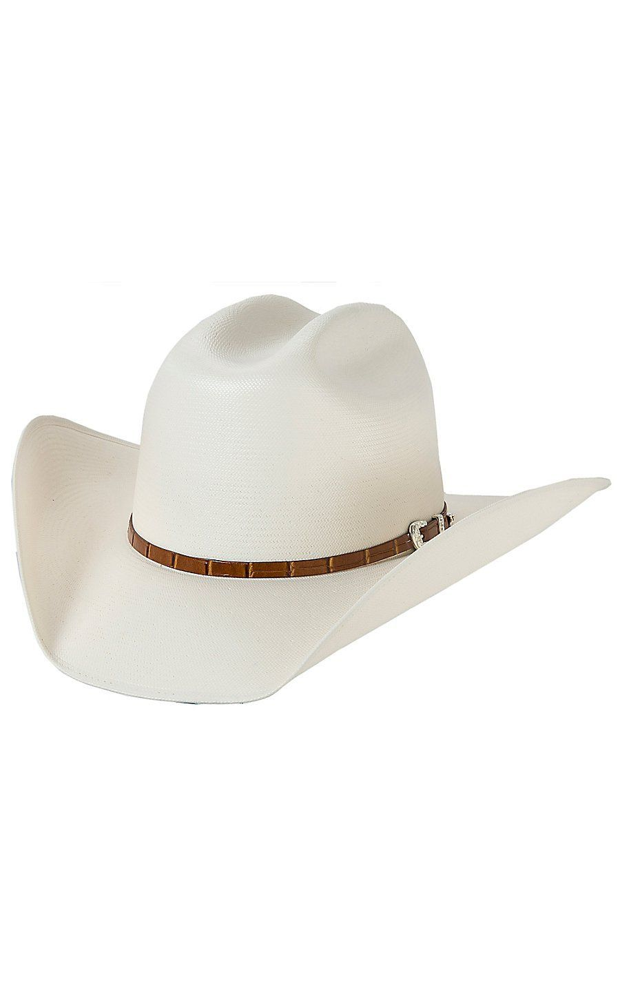 Stetson Stallion 100X Maximo Straw Cowboy Hat  ThingstoWear 90285be7995