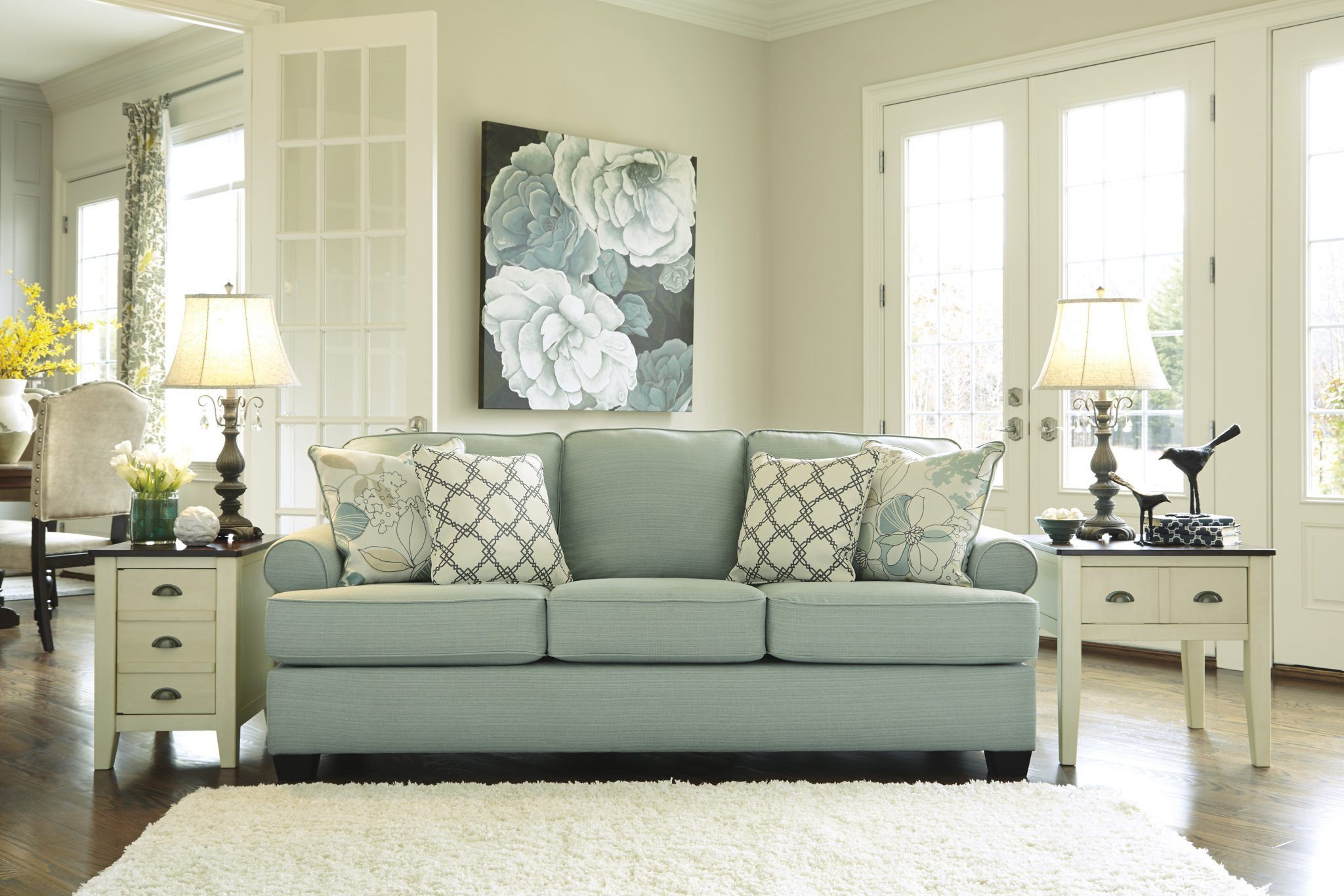 Image result for ashley 282 sea foam For the Home