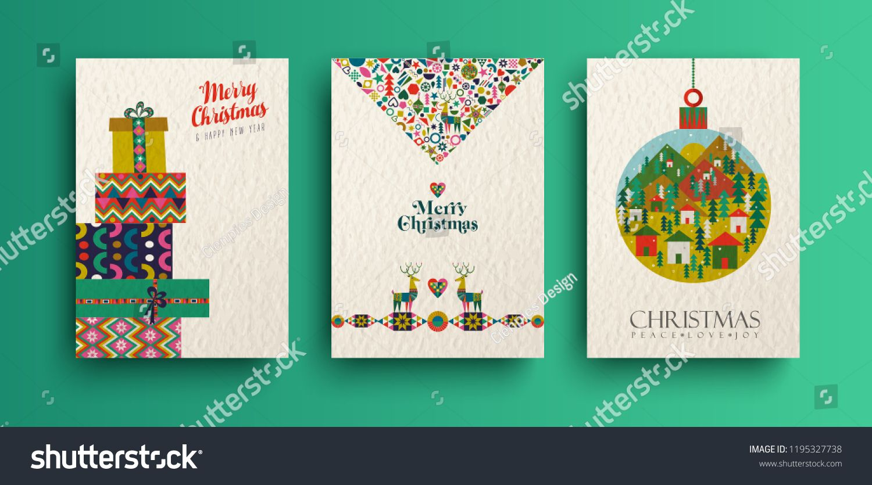 NEW Swedish Folk Art Cards Set