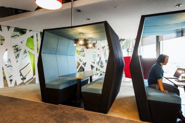 Découvrez les nouveaux bureaux de Google à Dublin !