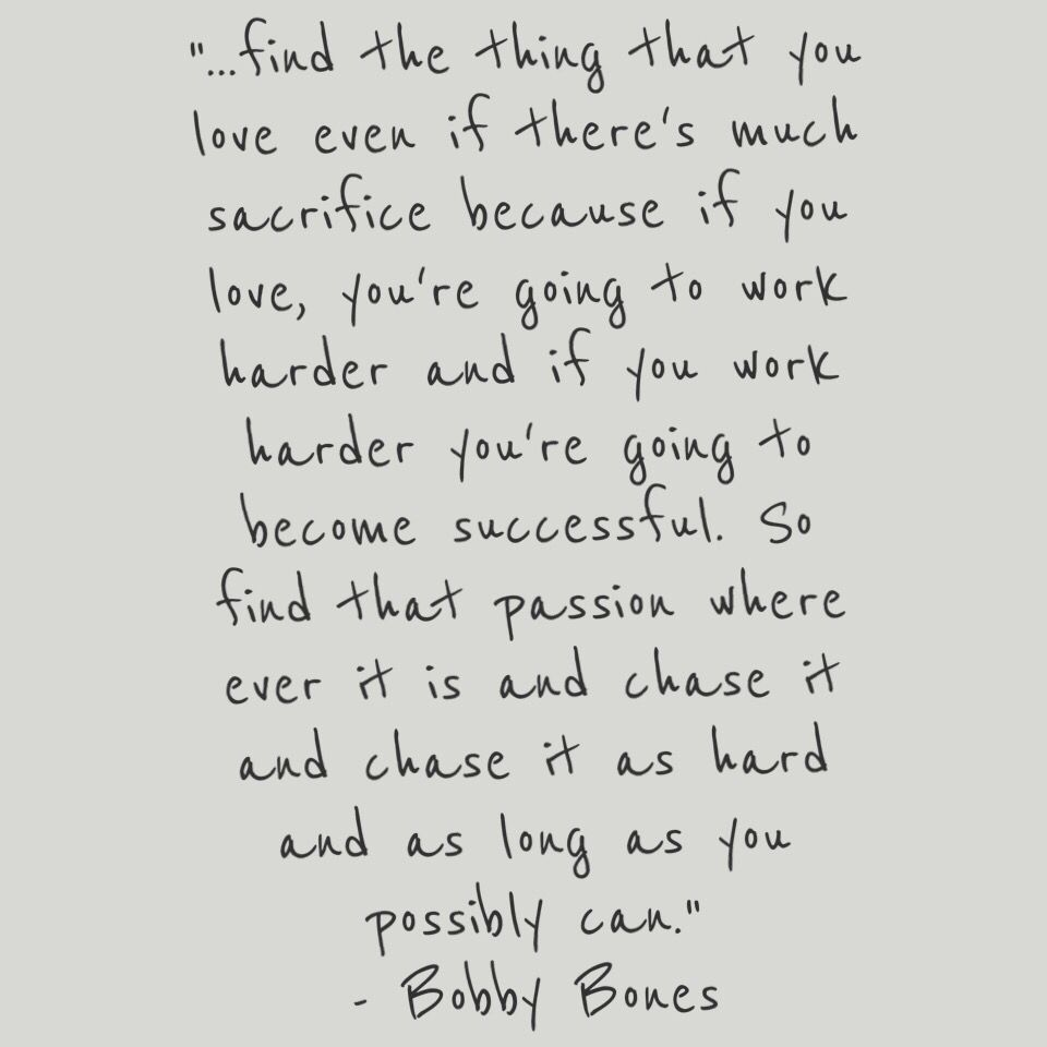 Quotes From Lovely Bones: Bobby Bones Quote 04.21.16