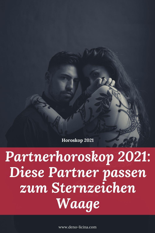 Partnerhoroskop 2021: Diese Partner passen zum