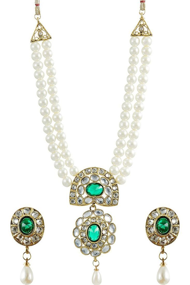 Leonine designer imitation necklace set necklaces u pendants