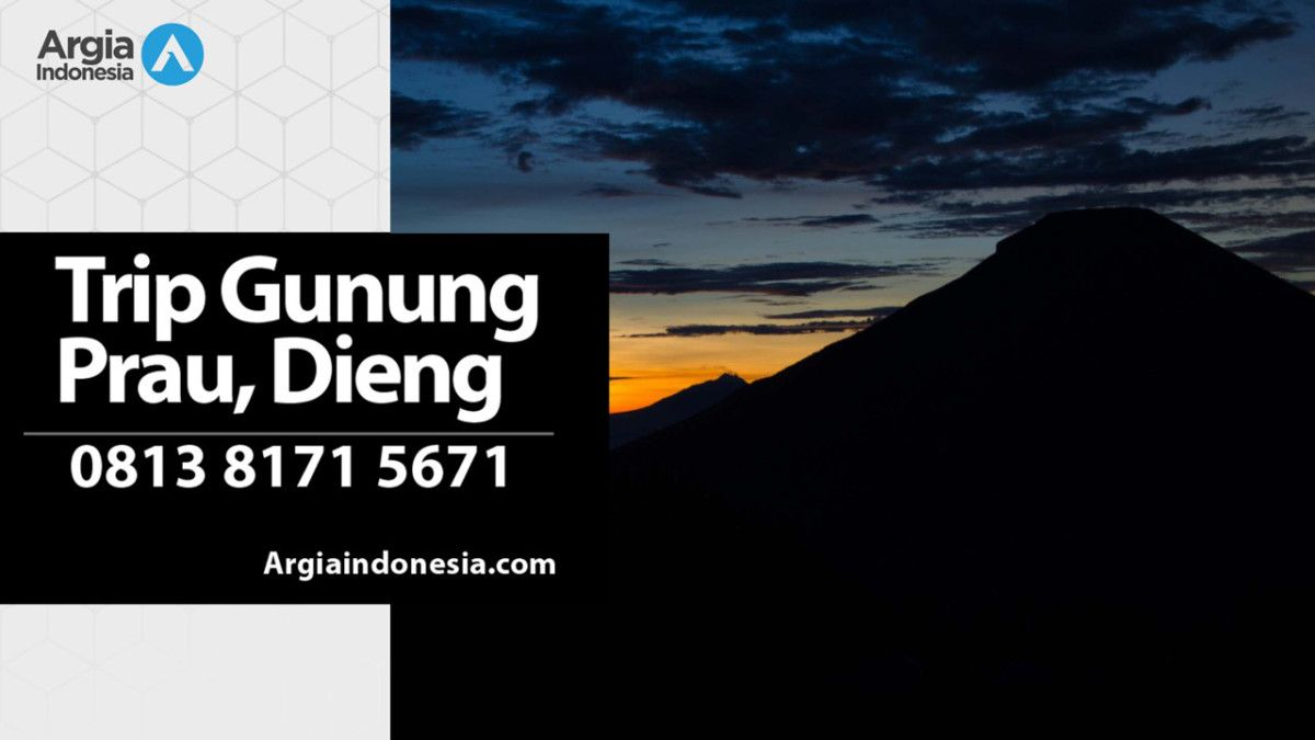 Wisata Dieng Sikunir Candi Arjuna Day Tours Travel Tours