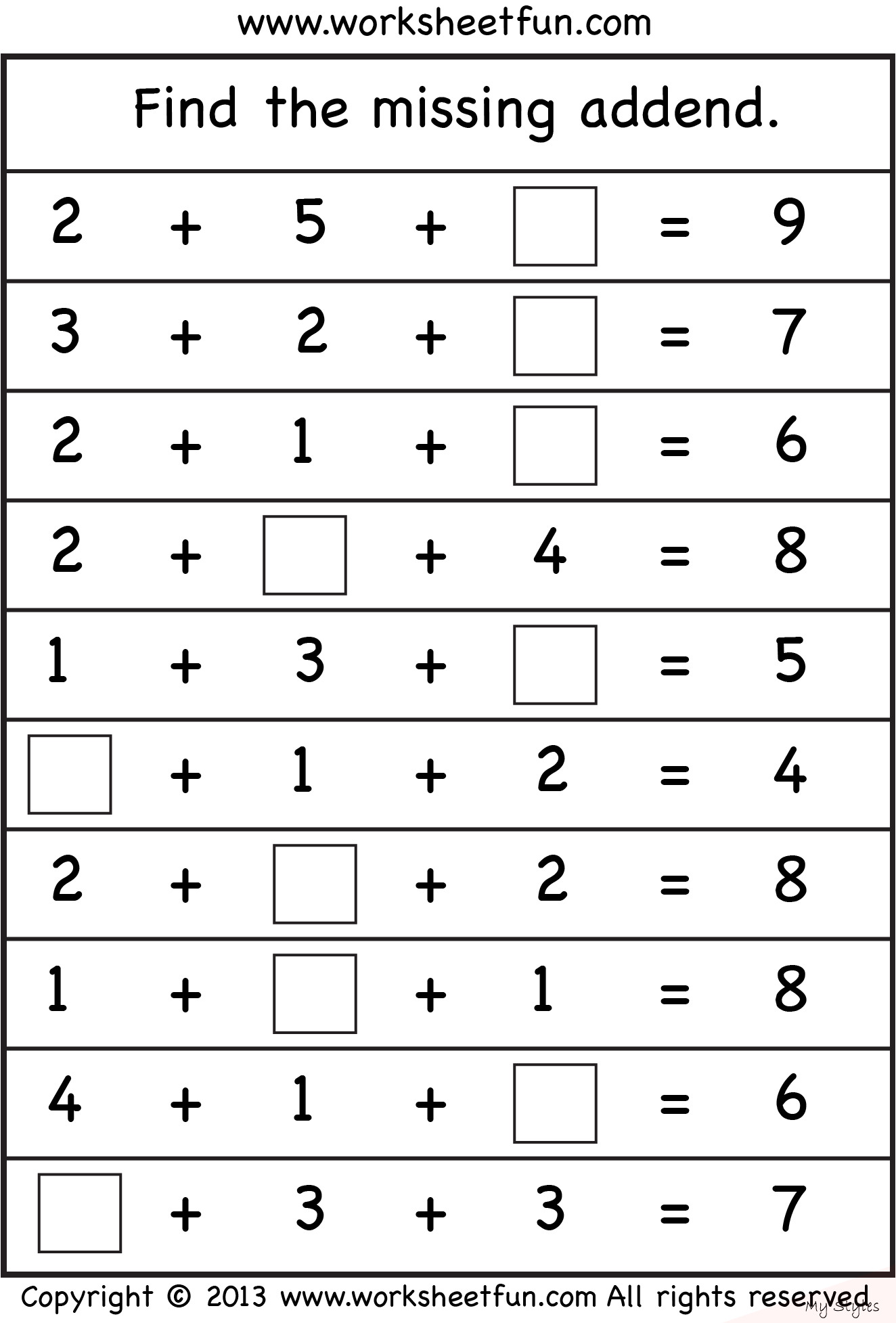 Oct 3 2014 This Pin Was Discovered By 2nd Grade Bee Discover And Save Your Ow First Grade Math Worksheets Mental Maths Worksheets First Grade Worksheets [ 1955 x 1324 Pixel ]