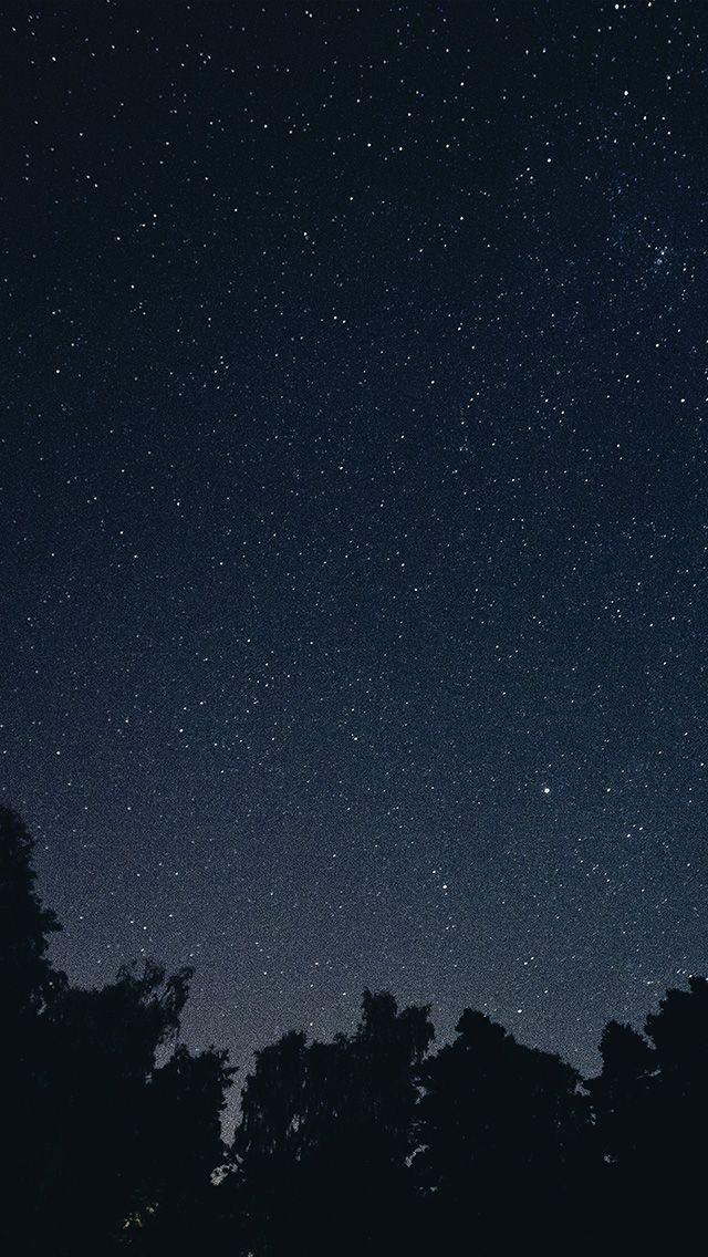 Mt40 Starry Night Sky Star Galaxy Space Dark