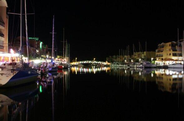 Le port de Gruissan