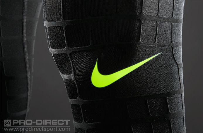Nike Pro Combat Recovery Hypertights BlackVolt (With