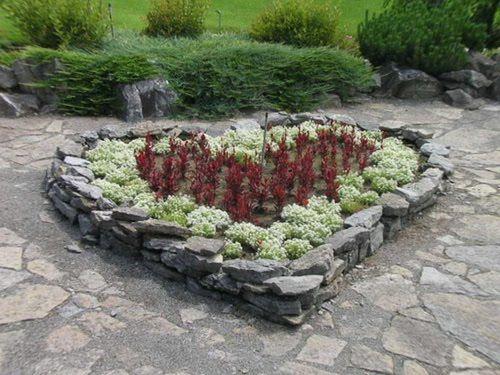 Brick edging for flower beds landscape edging design for Brick edging for your flower beds