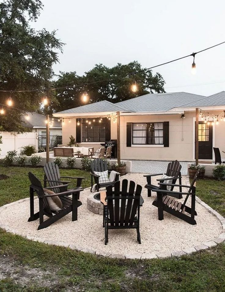 ✔67 affordable backyard makeover ideas you'll love 12 #backyardmakeover