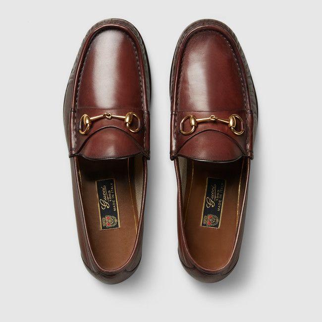0a9fe53d6333 1953 Horsebit leather loafer   обувь   Pinterest   Обувь, Мужская ...