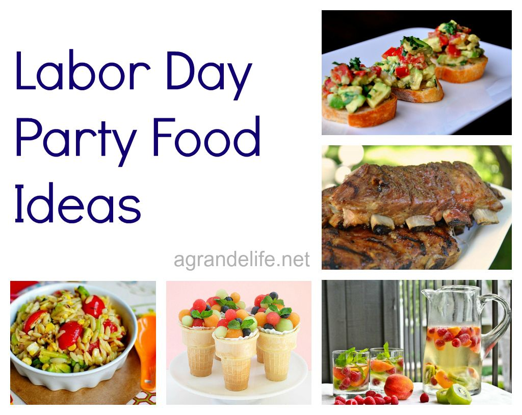 labor day party food ideas | labour, food ideas and food