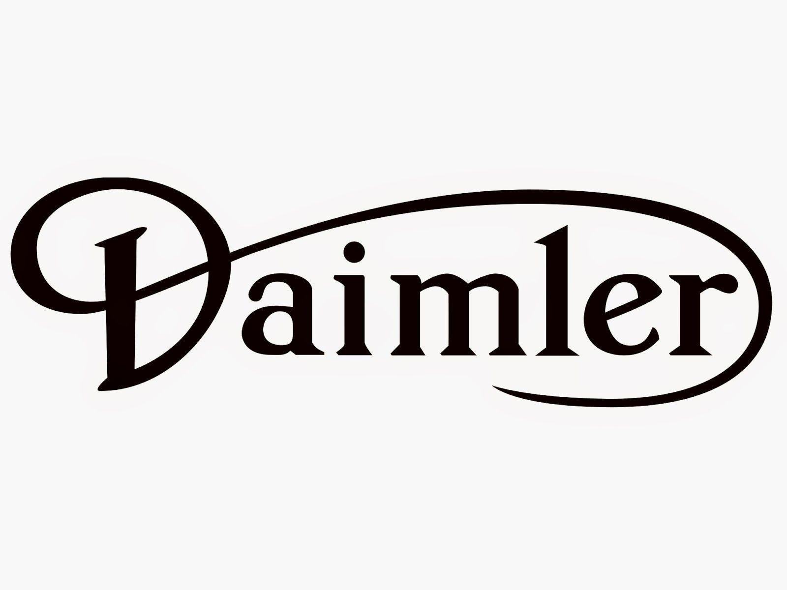 Daimler Logo Auto