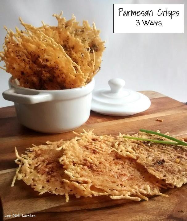 Parmesan Crisps 3 Ways (2)