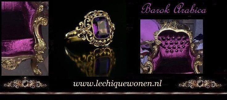 Barok Arabica | Le Chique Wonen