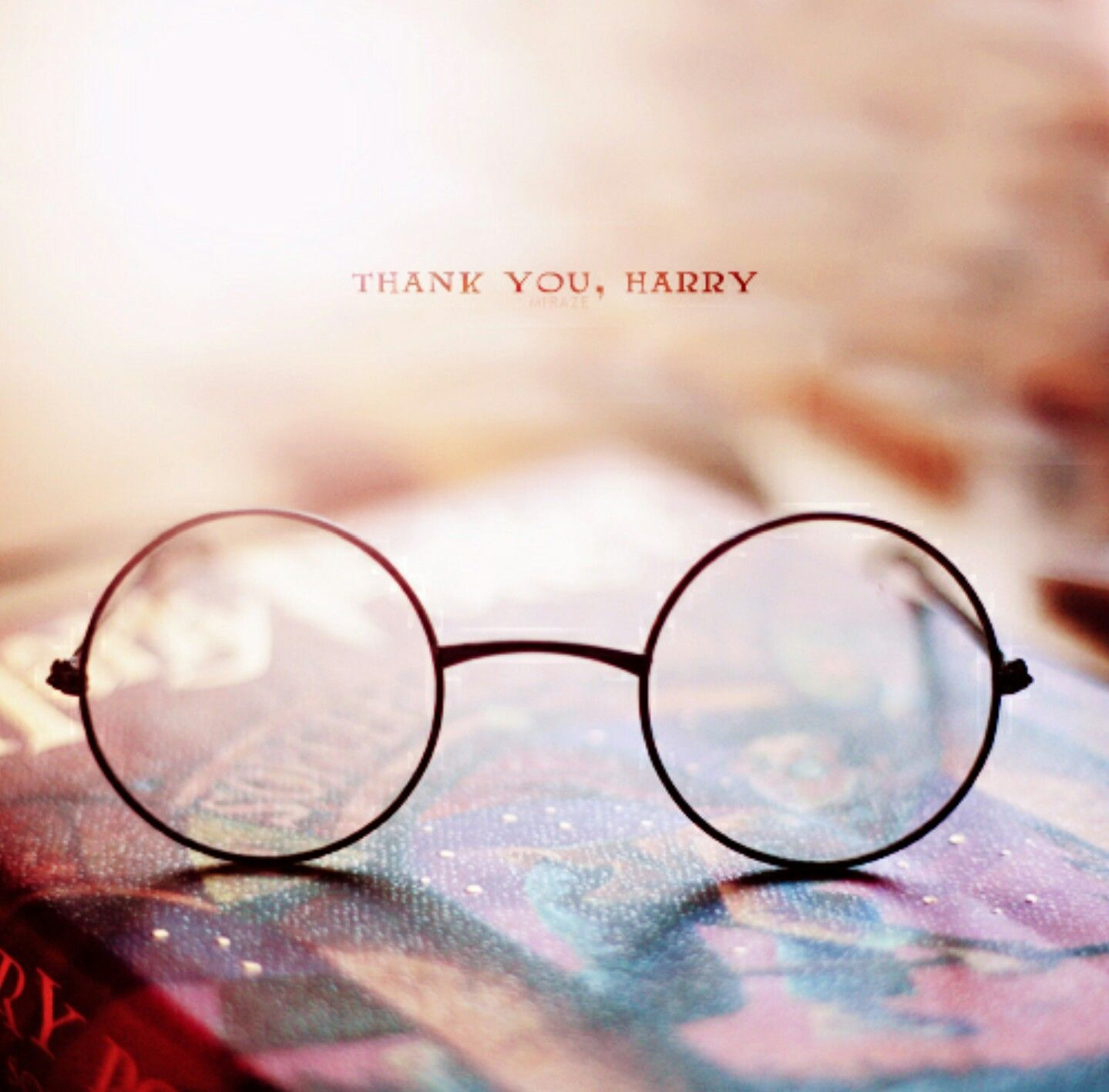 Thank you, Harry. #harrypotter #Hp