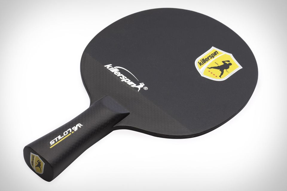 Butterfly Table Tennis Racket Set 1 Ping Pong Paddle –1 Ping Pong Paddle Case
