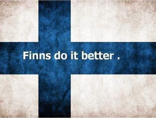 Mä en koskaan kuvitellut, etta mun suomenkielen taito tulis oikeesti taalla kovin karsimaan. Kyllahan ma aattelin, etta varmaan jotain saatt...