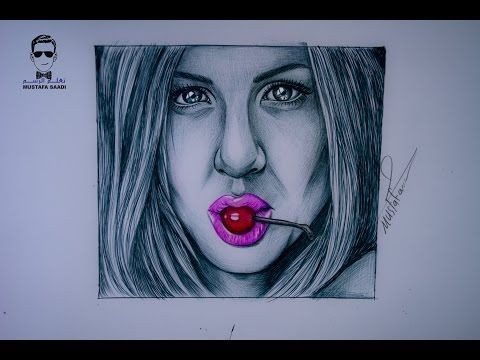 How To Draw By Mustafa Saadi Drawings Art Photo And Video