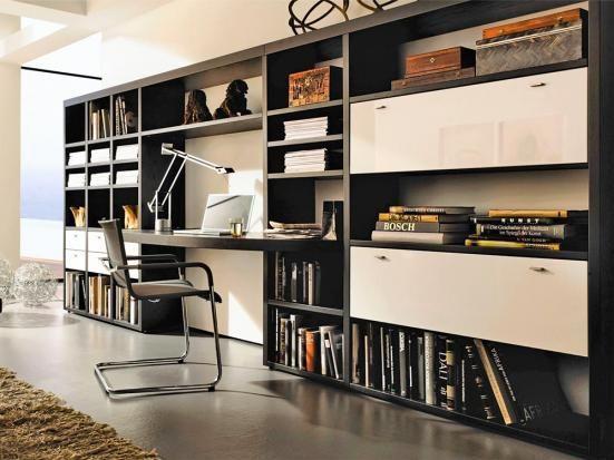 So Gelingt Das Home Office Wohnen Buro Wohnzimmer Home Office