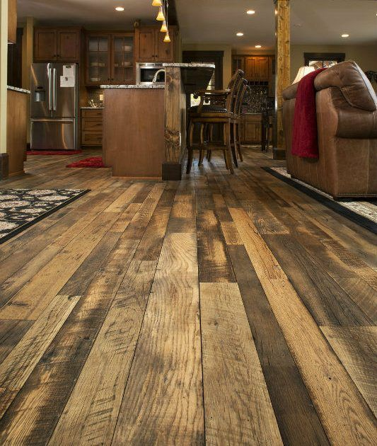 Why Should You Go In For Reclaimed Wood Floors Engineered Wood
