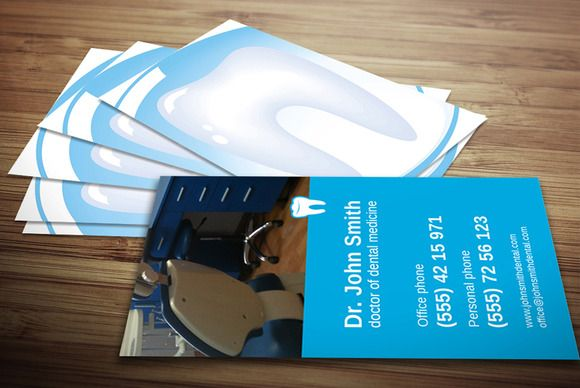 I just released dentist business card on creative market dentist business card templates this pack includes a high quality psd template of a dental business card both front and back colourmoves