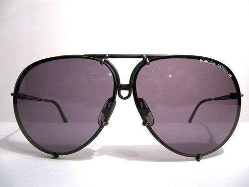 Porsche Design By Carrera 5623 Vintage Sunglasses 80s Black Gradient Aviator Mens Accessories Shoes Sunglasses Vintage Boys Sunglasses