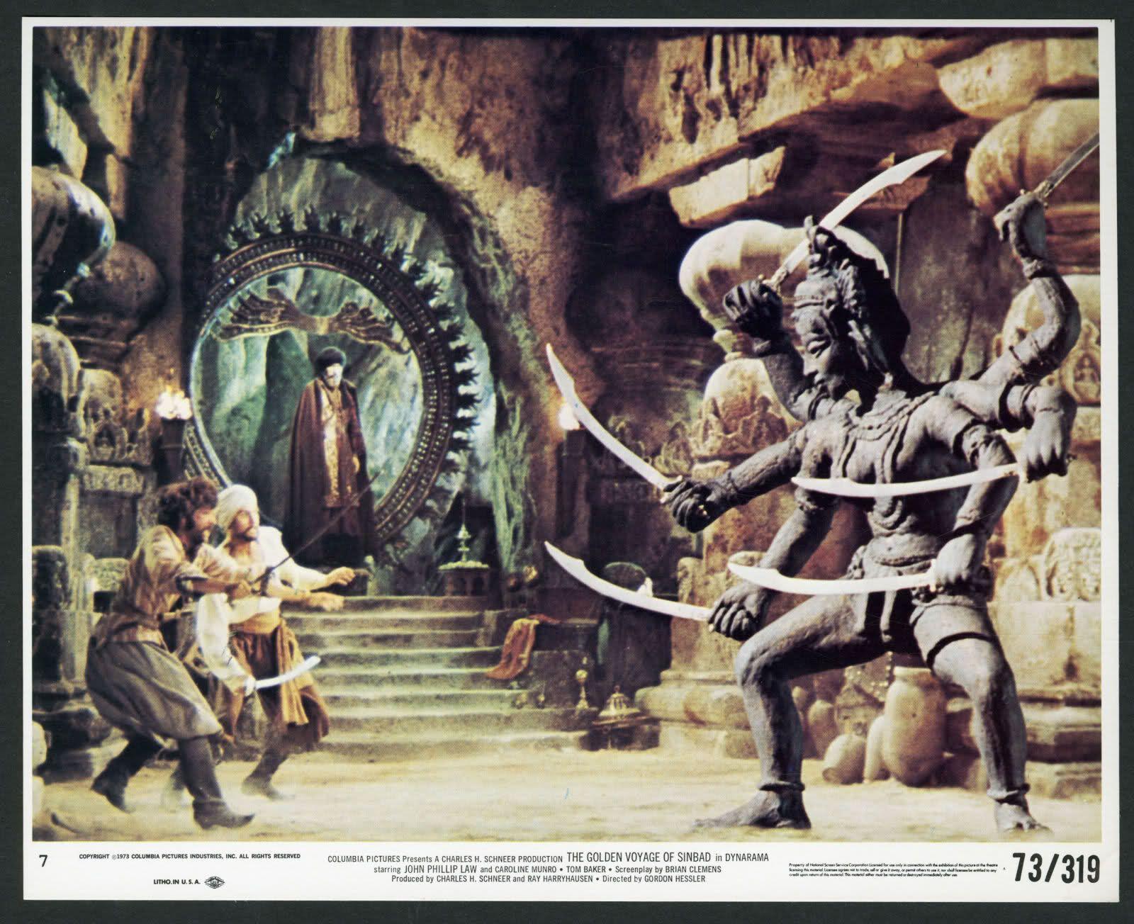 Ray Harryhausen Monsters | ray harryhausen the golden ...
