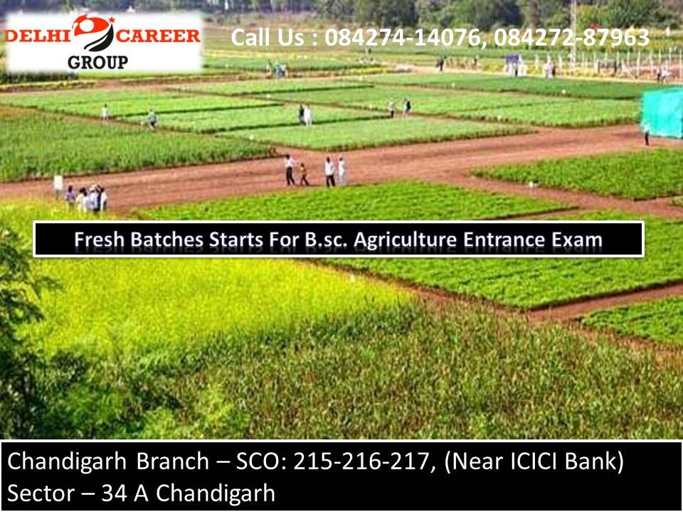 Bsc Agriculture scope increase day by day all over India