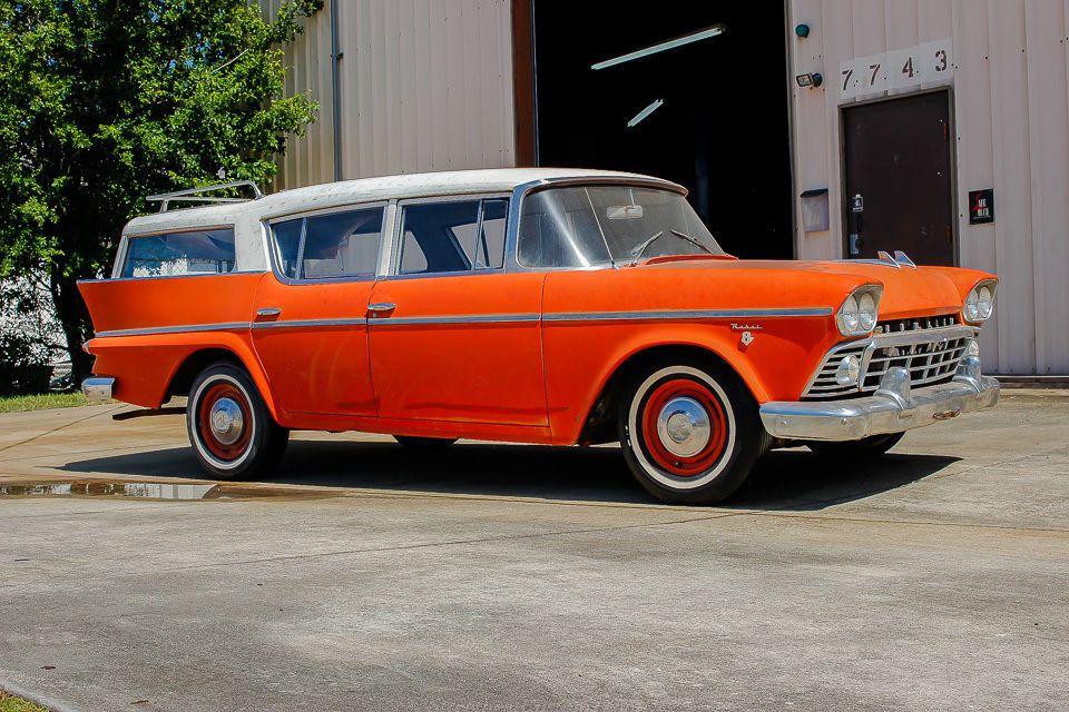 US $5,300.00 Used in eBay Motors, Cars & Trucks, Nash   RAMBLER ...