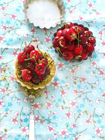 Kirschen-Tartelettes I © GUSTO / Ulrike Köb I www.gusto.at