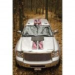 Mossy Oak Camo Dual Rally Stripe Package - Pink