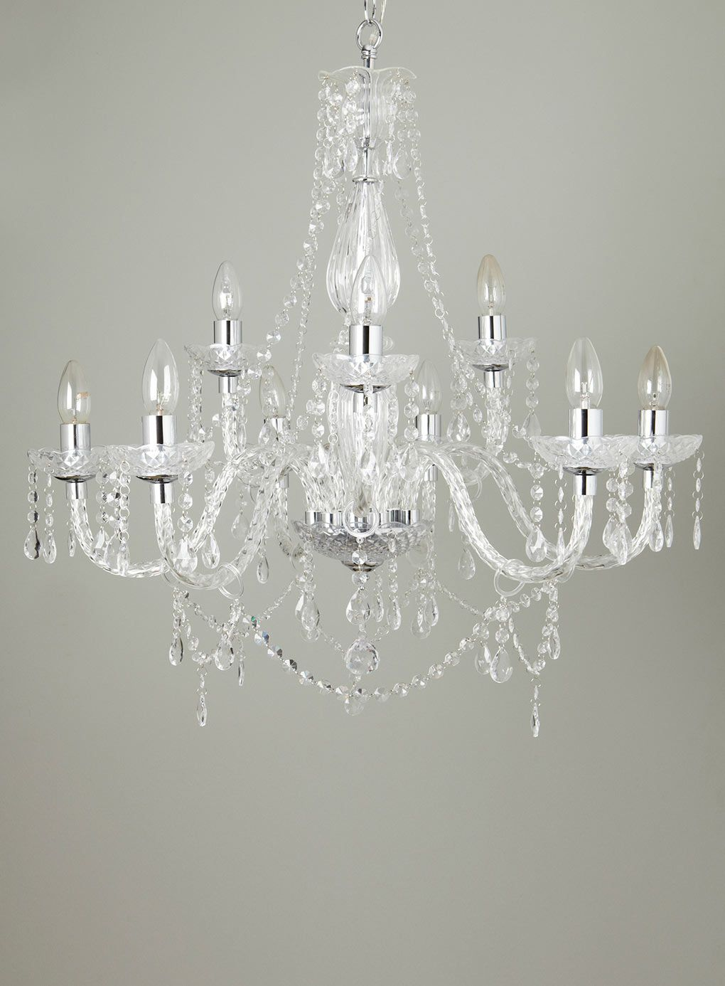 Bryony 9 Light Chandelier Chandeliers