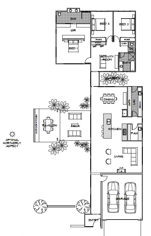 Wonderful Rhea | Home Design | Energy Efficient House Plans | | Green Homes Australia