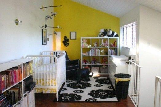 Interessant Ideen Kinderzimmer ~ 16 interessante ideen für schwarz weißen kleinen teppich im