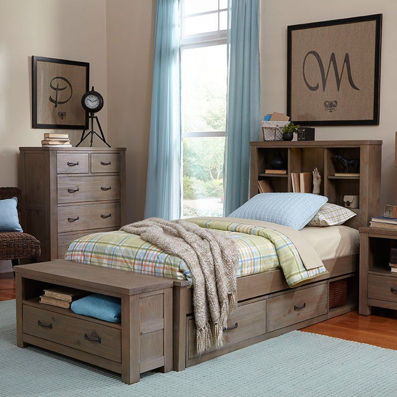 NE Kids Highlands Bookcase Bed (With images) Bookcase