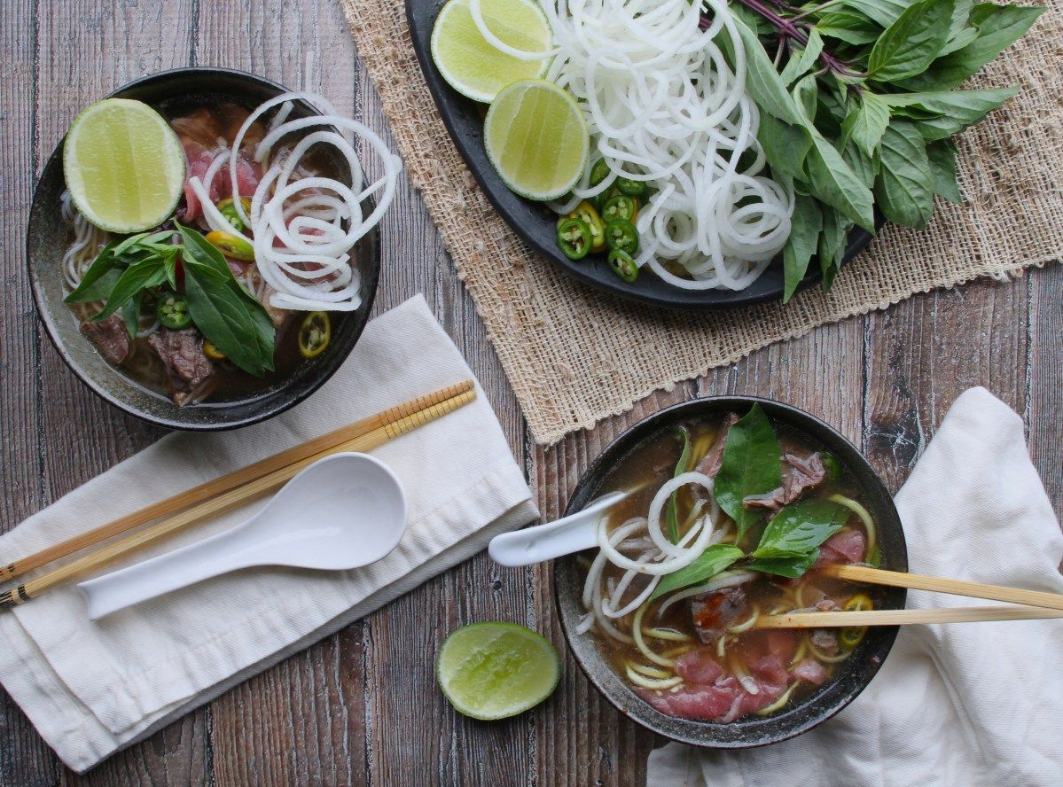 Pho Usually Takes Hours To Make But Not When You Pressure Cook It This Instantpot Beef In A Fraction Of The Time Without Sacrificing Any Flavor