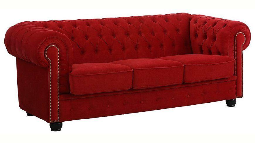 Max Winzer® Chesterfield Sofa »Rover«, Mit Edler Knopfheftung, 2 Sitzer Oder  3 Sitzer Jetzt Bestellen Unter: Https://moebel.ladendirekt.de/wohnzimmer/ Sofas/ ...