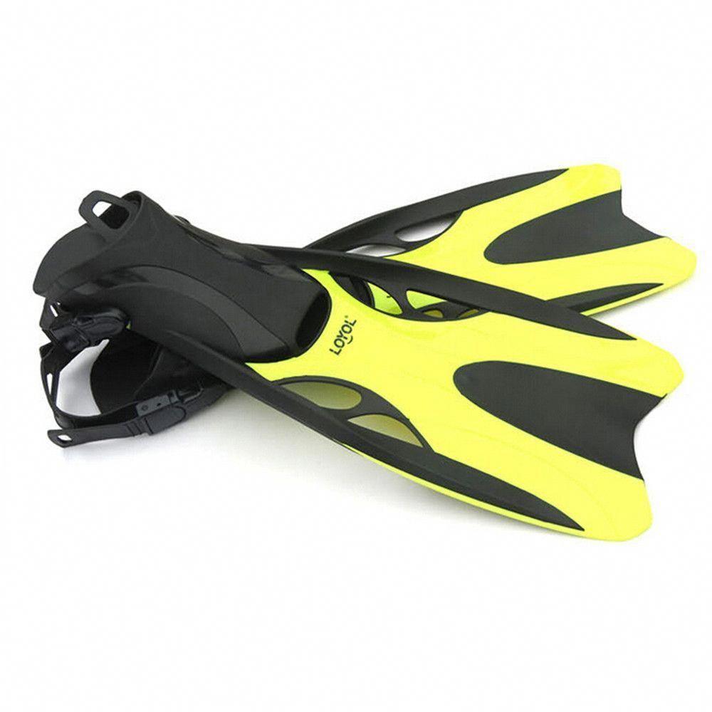Dive Snorkeling Swimming Scuba Fins Split Fins # ...