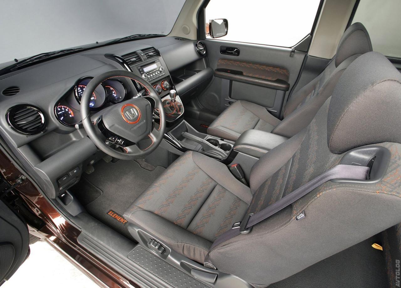 2007 Honda Element Sc Prototype Honda Element Honda Car Seats
