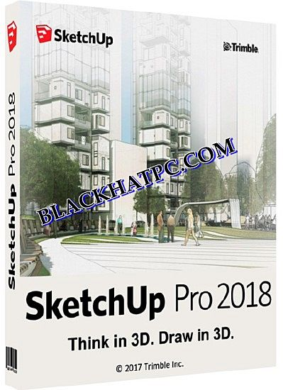 Sketchup Pro 2018 Crack + License Key Full Free is new levels of the