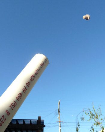 Potato Cannon Physical Science Science Activities Science