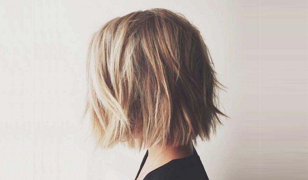 Coupe de cheveux femme carre destructure