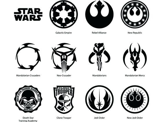 Starwars Clipart Star Wars Sign Lego Star Wars Clipart Free ... download free, best quality on clipart.email #starwarsmakeup